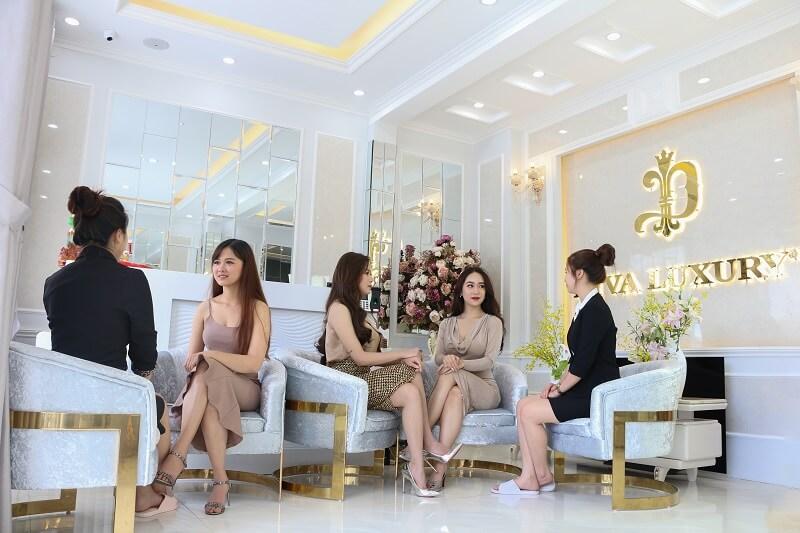 """Diva spa Hồ chí minh – Điểm hẹn """"Vàng"""" cho tín đồ yêu làm đẹp"""