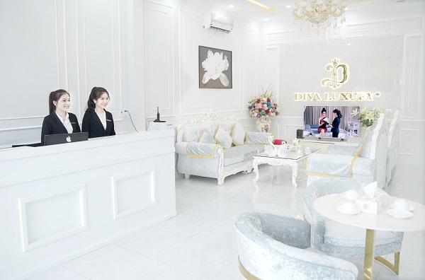 Diva spa Châu Đốc thiên đường làm đẹp cho hội chị em 1