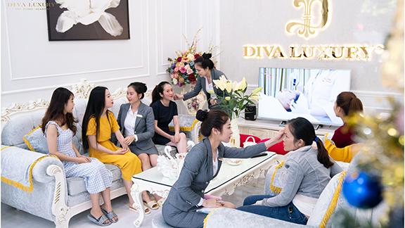 Làm đẹp An Toàn - Giá tốt tại Diva spa Kiên Giang 1