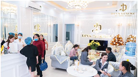 Dịch vụ cao cấp, chuyên nghiệp ở Thẩm mỹ viện Diva Đồng Nai