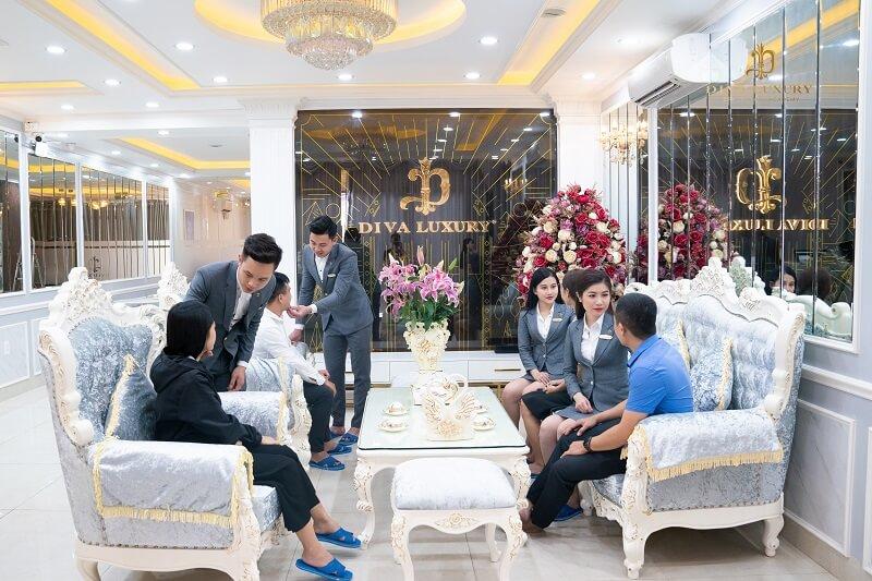 Diva Spa chất lượng địa chỉ làm đẹp hàng đầu Sài Gòn